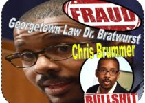 Chris Brummer, Peevish Georgetown Law Center Professor Sued For Fraud