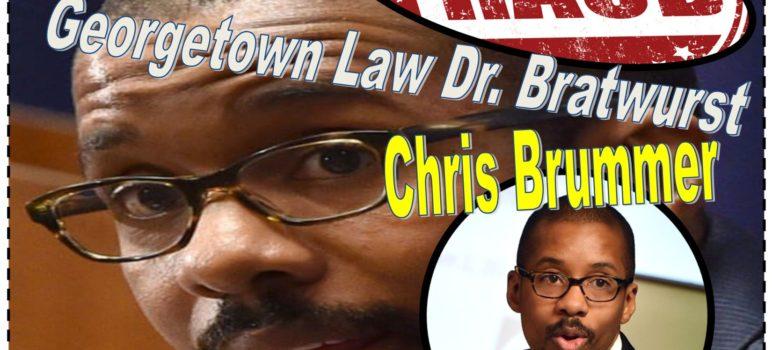Chris Brummer, Peevish Georgetown Law Center Professor Sued For Fraud