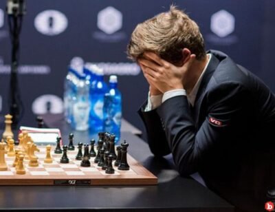 Players in Chess Tournaments Burn As Much as 6,000 Calories a Day